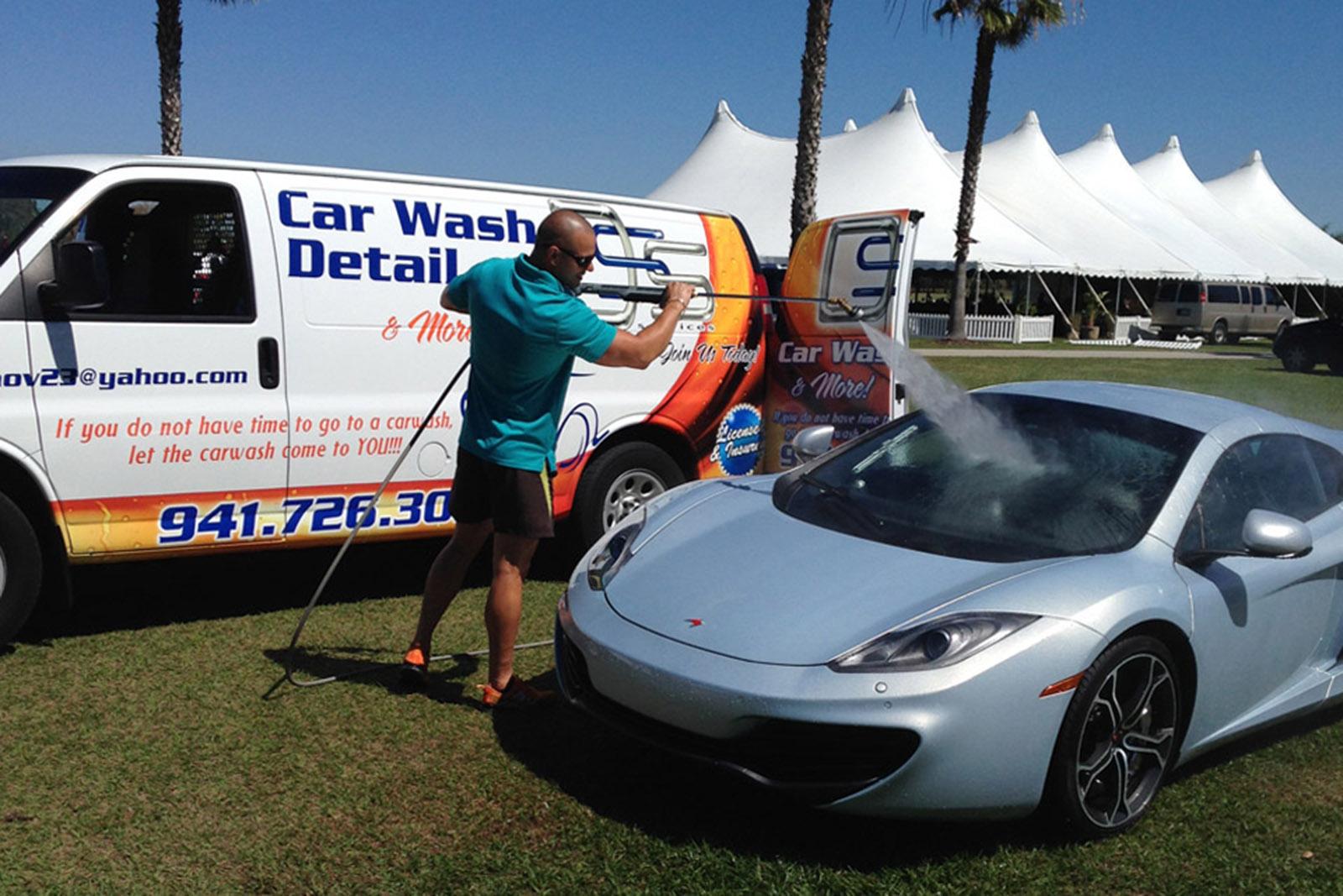 Best Car Wash In Cedar Rapids